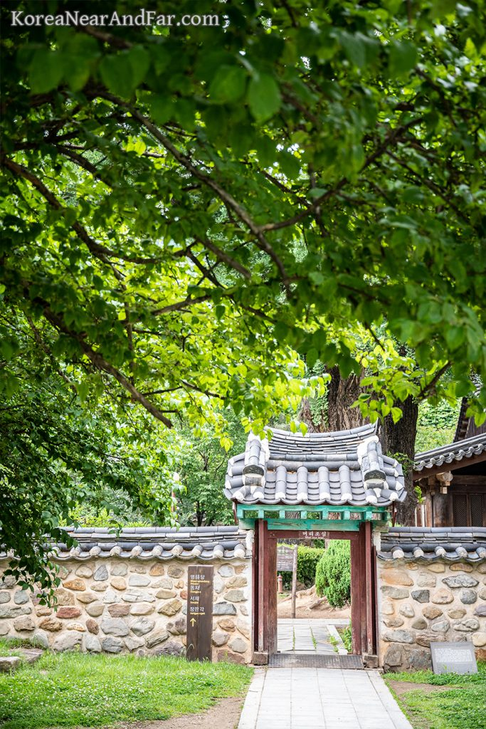 Every corner of Jeonju Hyanggyo is beautiful